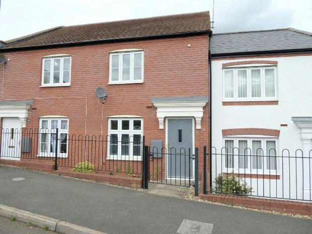 2 Bedrooms Terraced House for sale in Lapsley Drive, Banbury