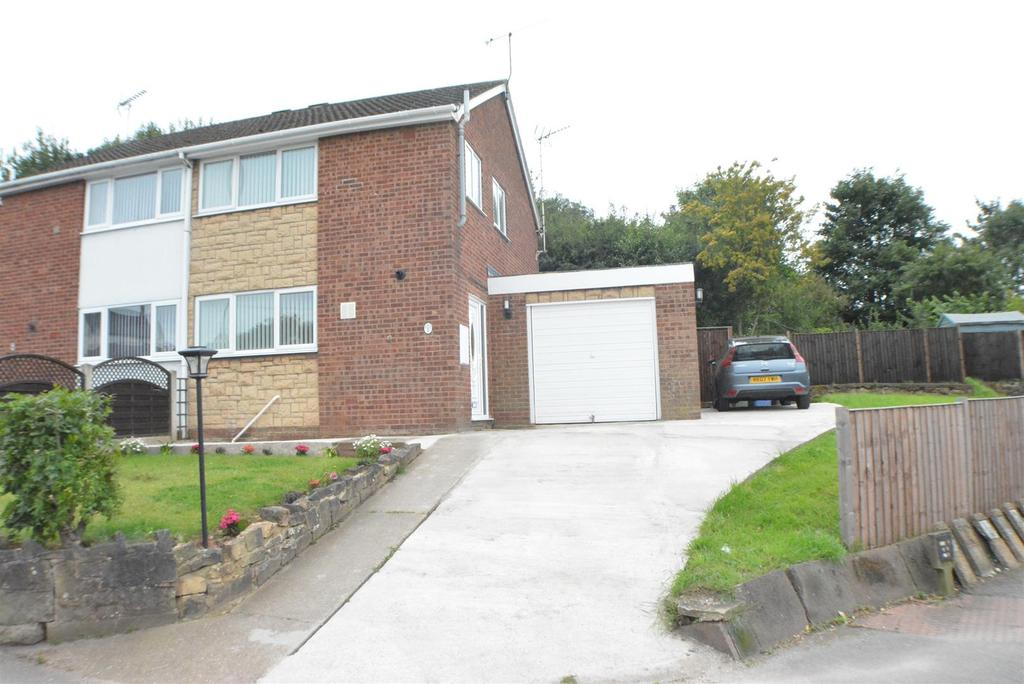 2 Bedrooms Semi Detached House for sale in New Mill Lane, Mansfield Woodhouse, Mansfield