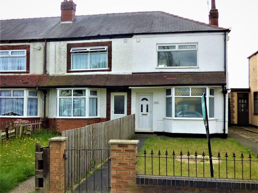 3 Bedrooms End Of Terrace House for sale in Endike Lane, Hull