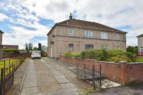 2 Bedrooms Flat for sale in 52 Sinclair Street, Stevenston, KA20 4AN