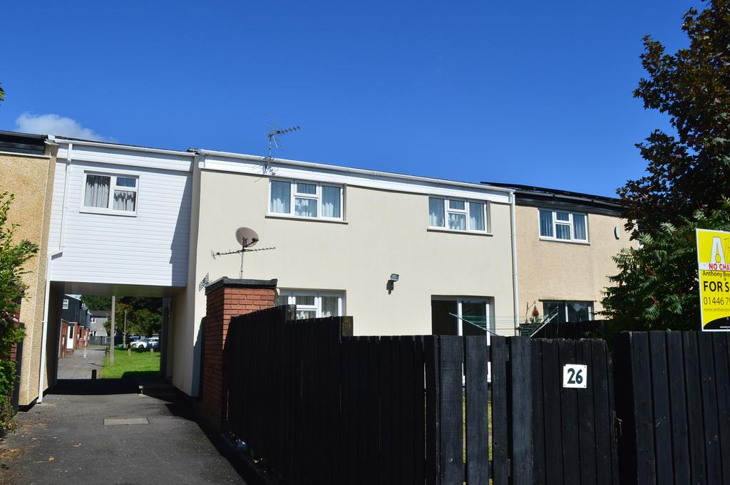 4 Bedrooms End Of Terrace House for sale in Shackleton Close, St Athan CF62