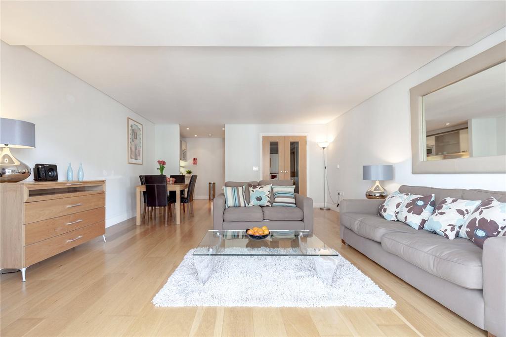 1 Bedroom Flat for rent in Marina Place, Hampton Wick, KT1