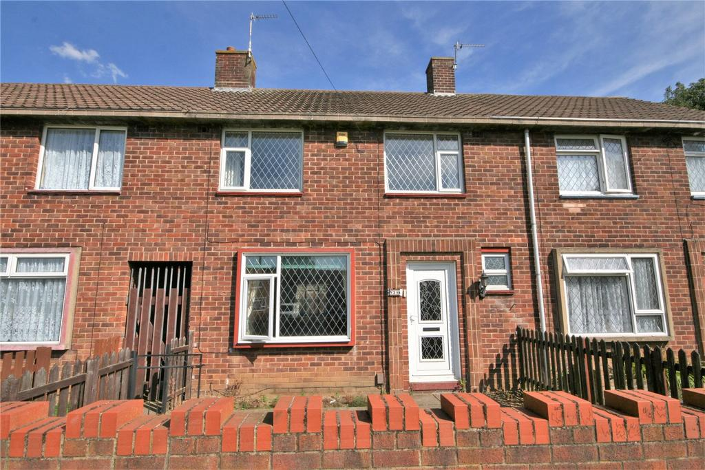 3 Bedrooms Terraced House for sale in Carnforth Crescent, Grimsby, DN34