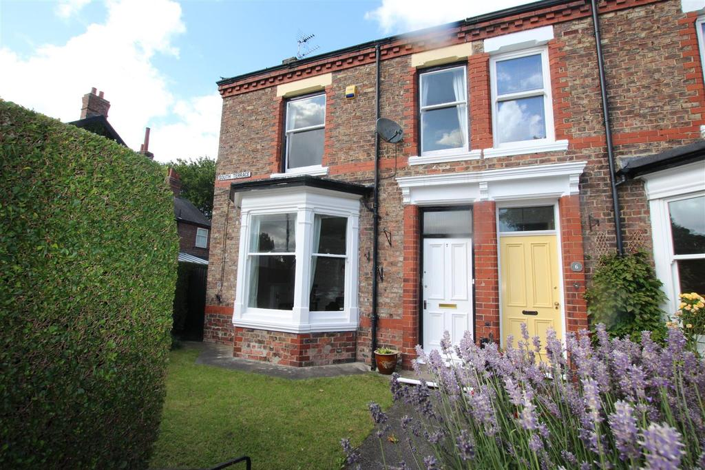 3 Bedrooms Terraced House for sale in South Terrace, Darlington
