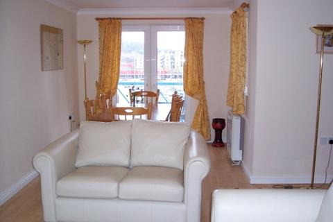 2 bedroom apartment to rent - Cork House, Marina, Swansea, SA1 1RT