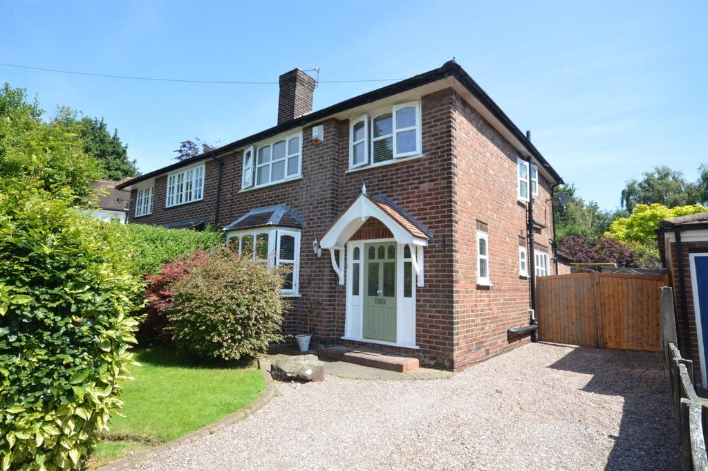 3 Bedrooms Semi Detached House for sale in Westbourne Road, Stockton Heath