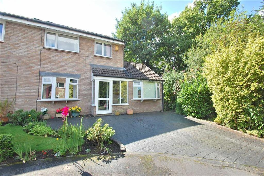 3 Bedrooms Semi Detached House for sale in Winslade Close, Hazel Grove, Stockport