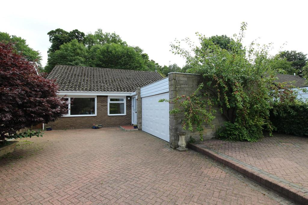 4 Bedrooms Detached Bungalow for sale in Oakfields, Middleton Tyas, Richmond