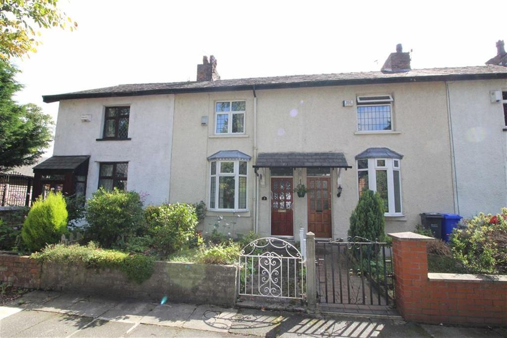 2 Bedrooms Terraced House for sale in Manor Drive, Chorlton, Manchester