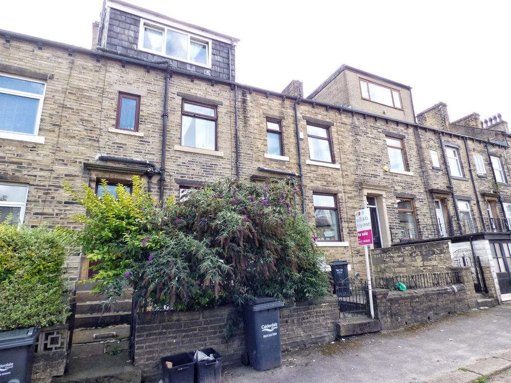 4 Bedrooms Terraced House for sale in Glen Terrace, Clover Hill, HALIFAX, West Yorkshire, HX1