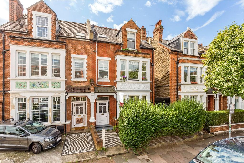 2 Bedrooms Flat for sale in Clarendon Drive, Putney, London, SW15