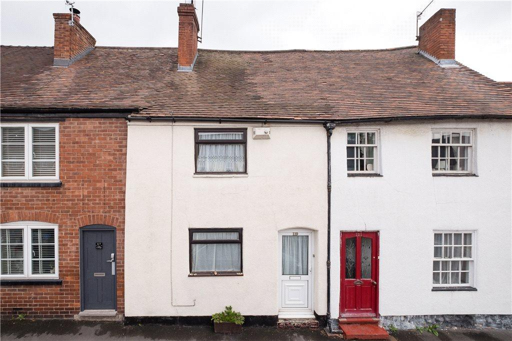 2 Bedrooms Terraced House for sale in Old Street, Ludlow, Shropshire, SY8