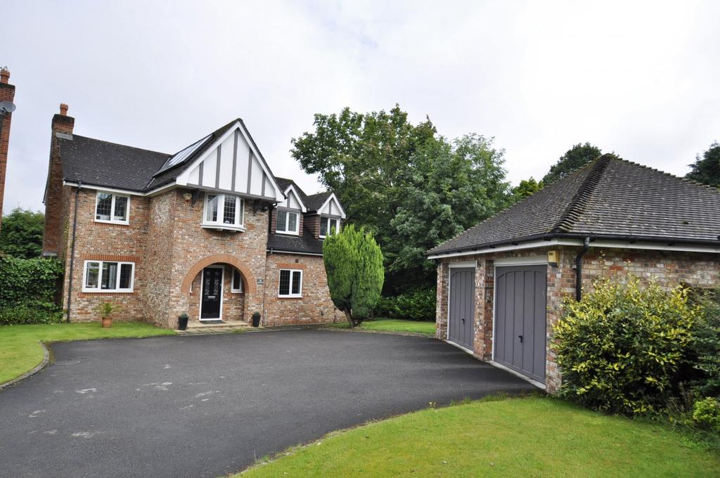 5 Bedrooms Detached House for sale in Milverton Drive, Bramhall