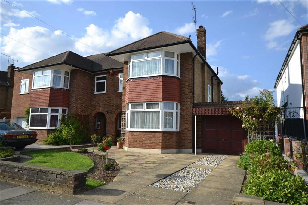 3 Bedrooms Semi Detached House for sale in Westpole Avenue, Cockfosters, Hertfordshire