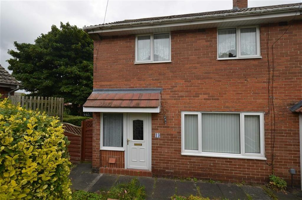 2 Bedrooms End Of Terrace House for sale in Leam lane