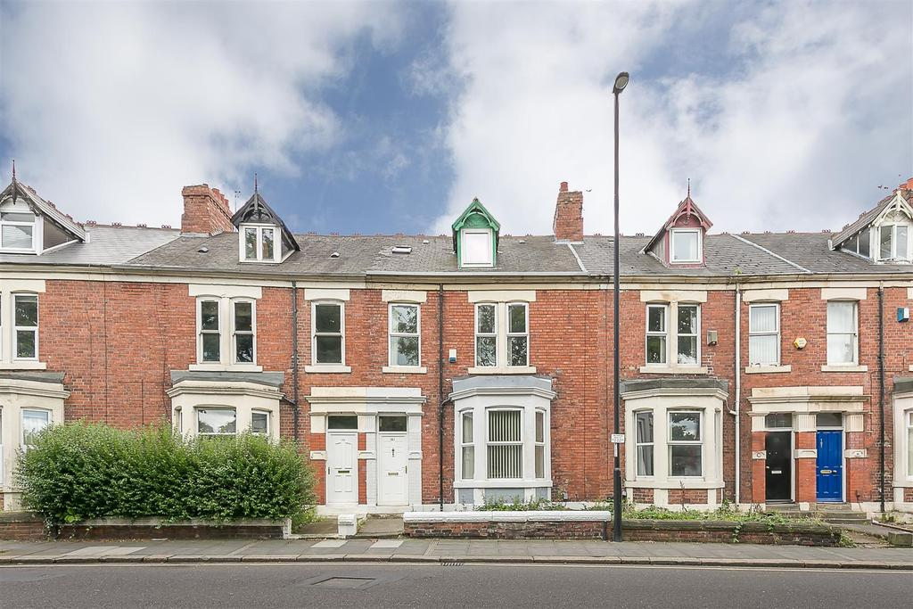 6 Bedrooms Terraced House for sale in Sandyford Road, Sandyford, Newcastle upon Tyne