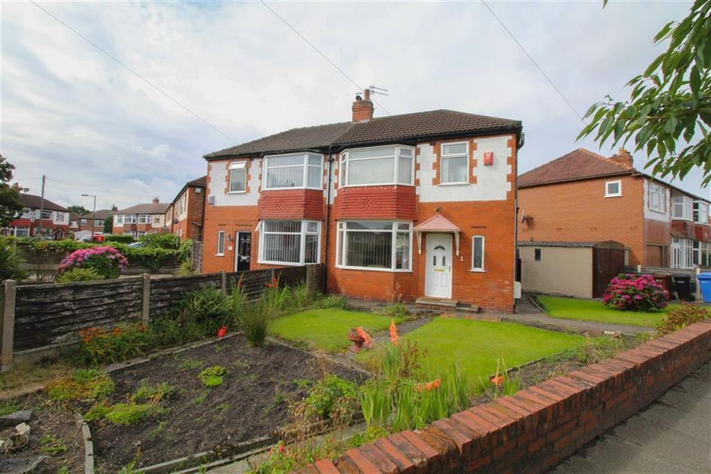 3 Bedrooms Semi Detached House for sale in Gainford Road, Stockport