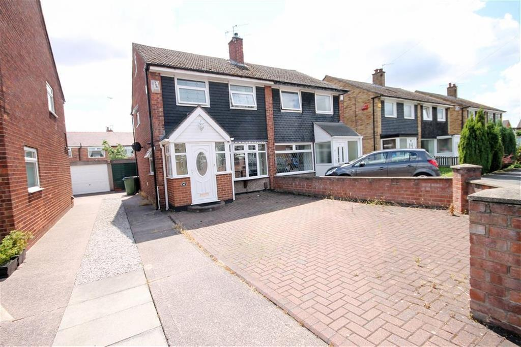 3 Bedrooms Semi Detached House for sale in Fairford Way, South Reddish, Stockport