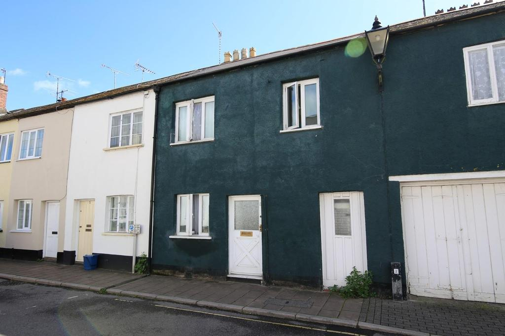 2 Bedrooms Terraced House for sale in Castle Street, Tiverton