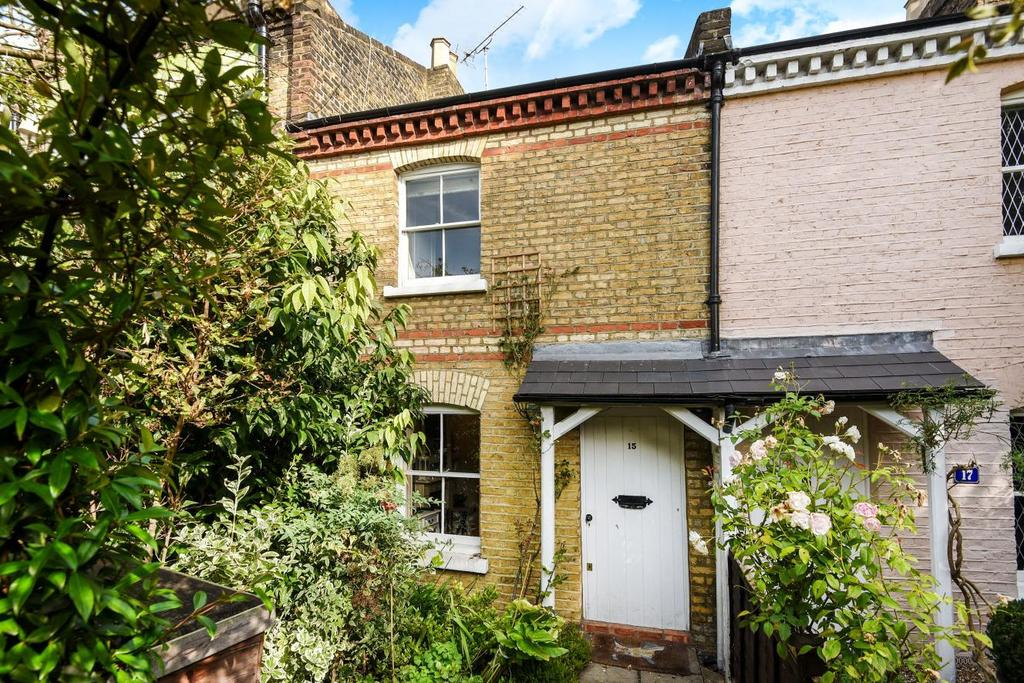 2 Bedrooms Terraced House for sale in Medfield Street, Putney