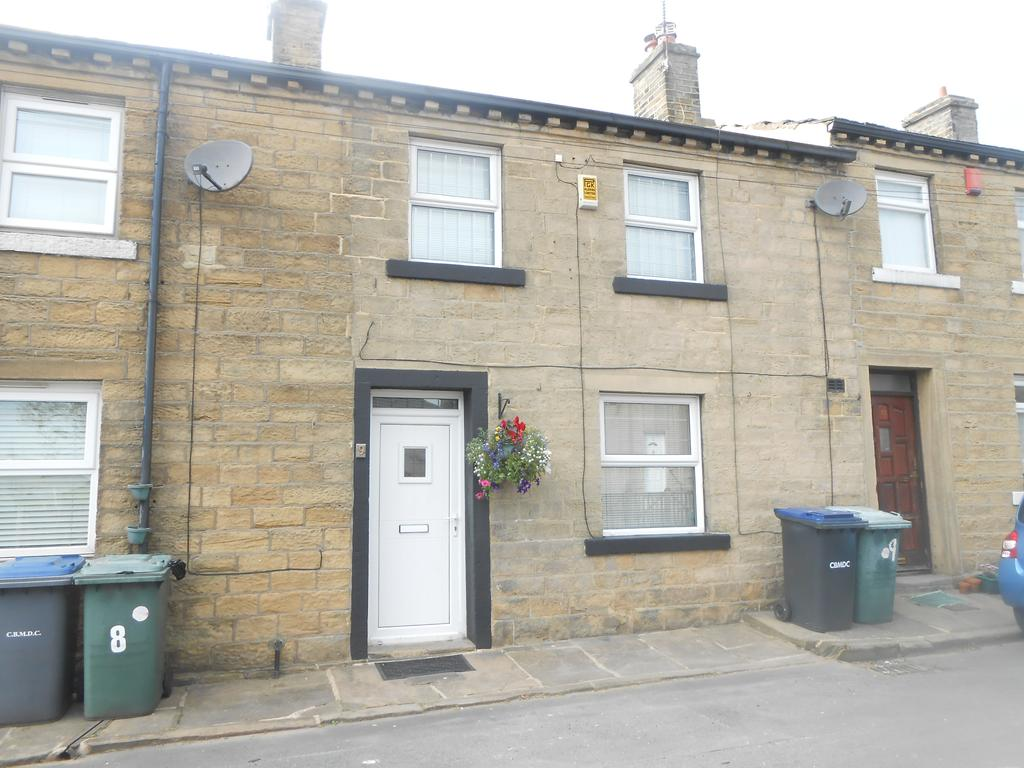 2 Bedrooms Cottage House for sale in Old Road, Denholme BD13