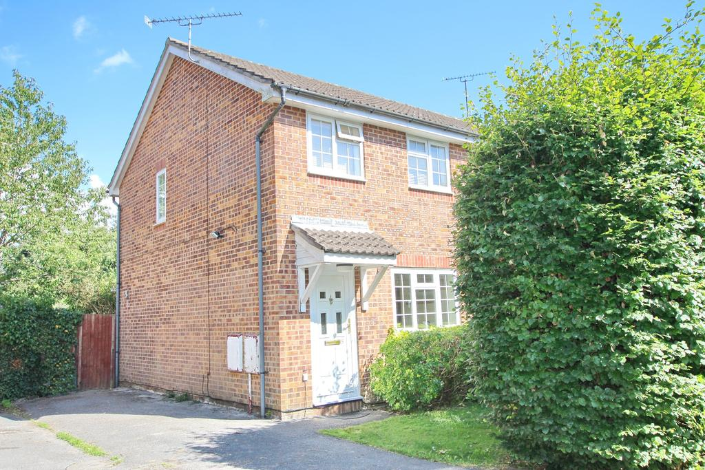 2 Bedrooms Semi Detached House for sale in THE ORCHARD, DENMEAD