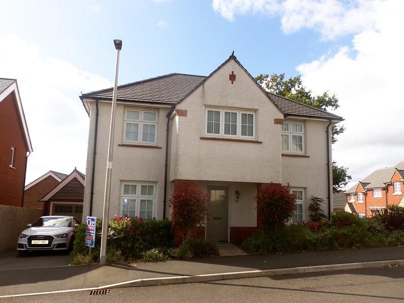 4 Bedrooms Detached House for sale in Rhodfa Morgan Drive, Llangunnor, Carmarthen, Carmarthenshire.