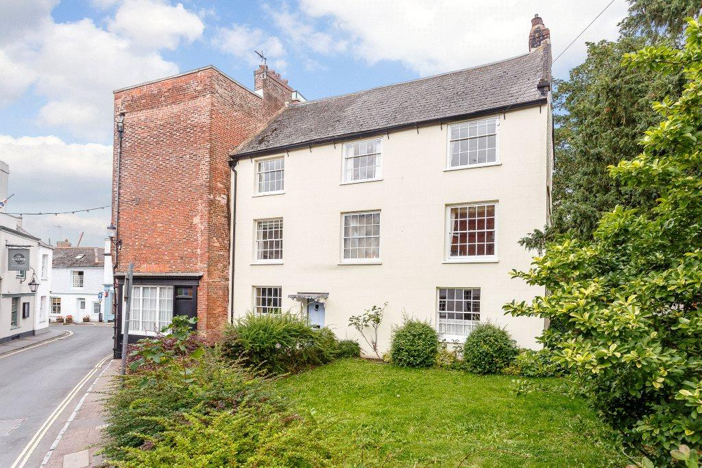 5 Bedrooms Semi Detached House for sale in Fore Street, Topsham, Exeter, Devon