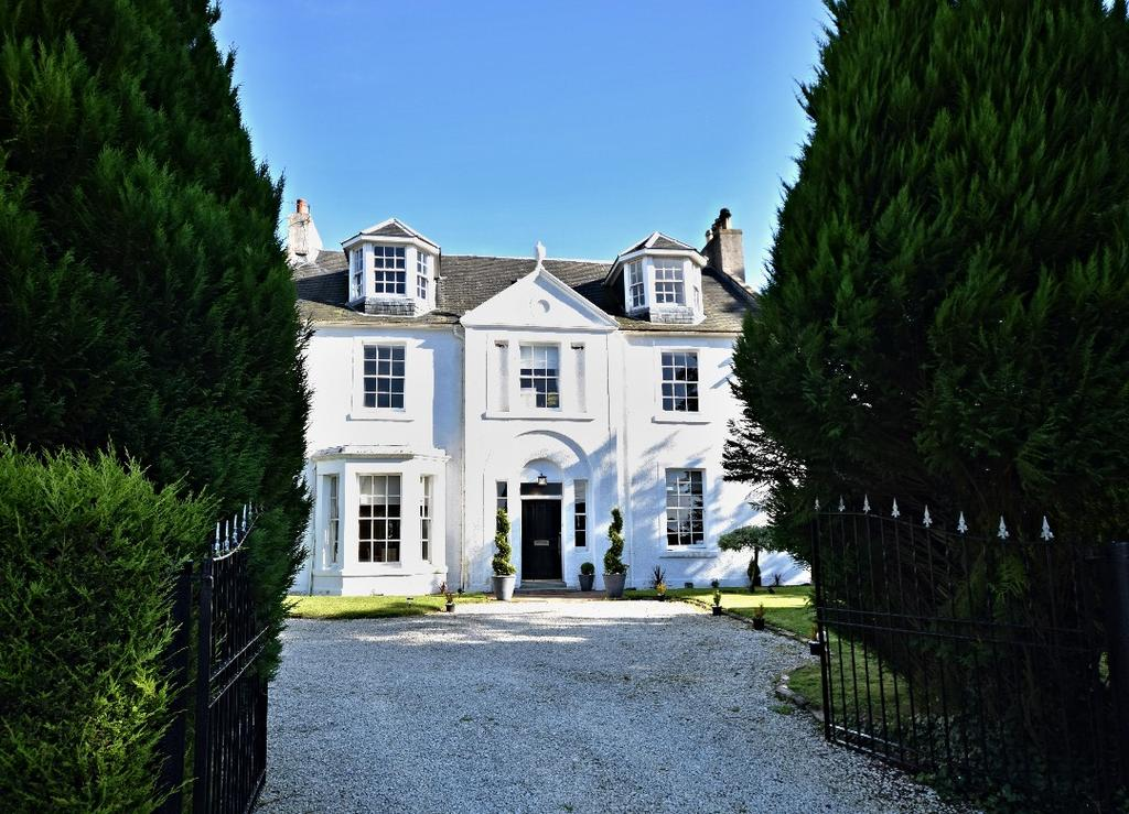 7 Bedrooms Detached House for sale in Kirkport, Tarbolton, South Ayrshire, KA5 5QJ