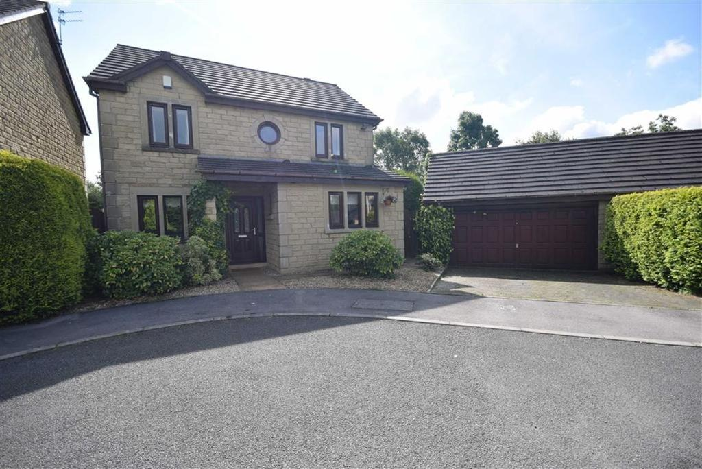 4 Bedrooms Detached House for sale in Ing Dene Avenue, Colne, Lancashire