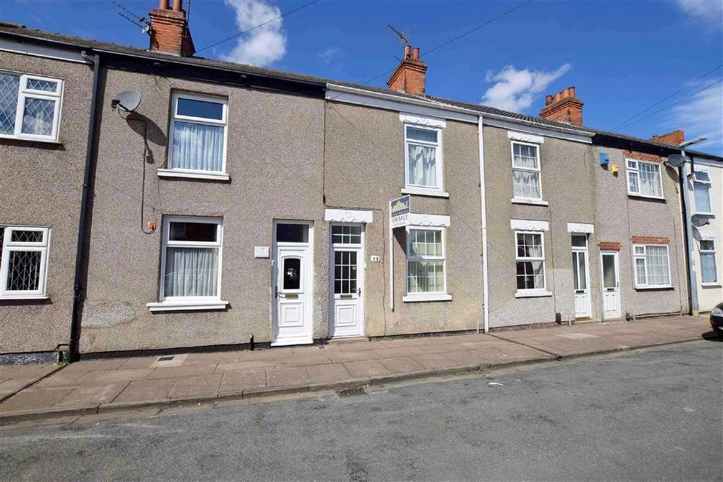 2 Bedrooms Terraced House for sale in Haycroft Street, Grimsby, North East Lincolnshire