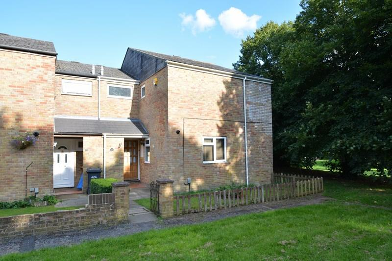 3 Bedrooms End Of Terrace House for sale in Turin Court, Andover