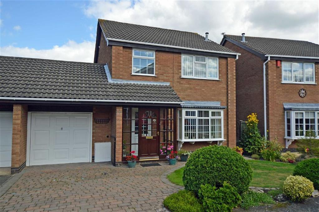 3 Bedrooms Detached House for sale in Ambrose Close, Western Park