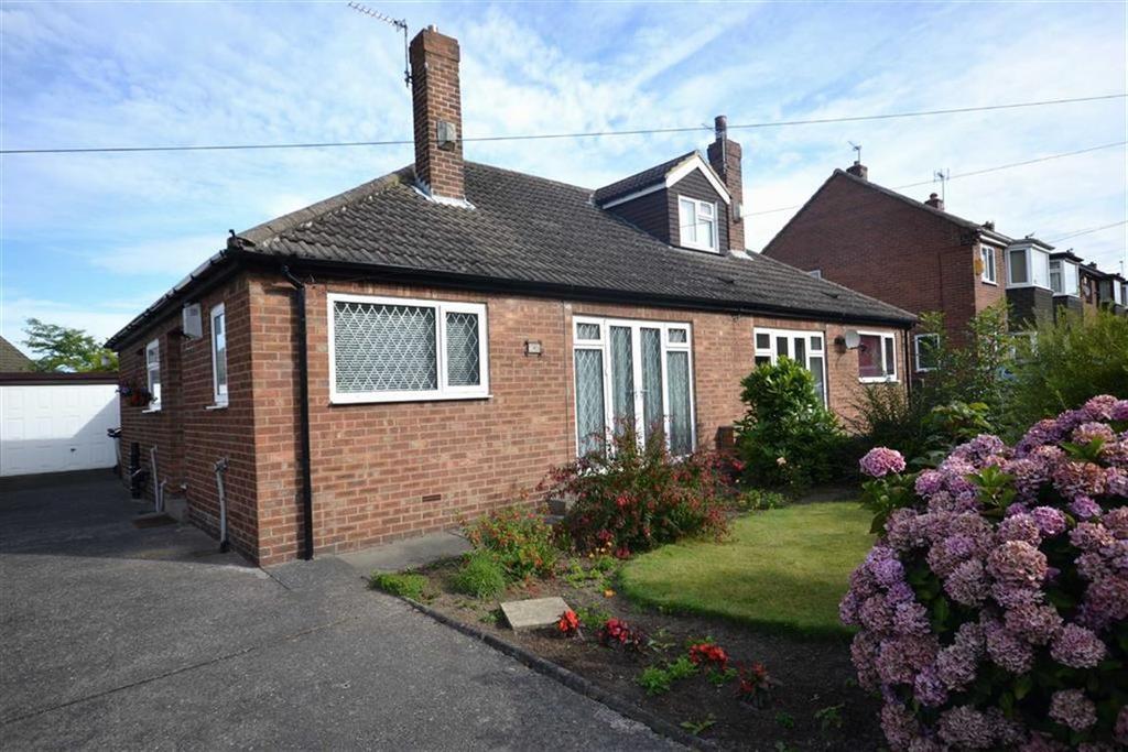 2 Bedrooms Semi Detached Bungalow for sale in Wakefield Road, Swillington, Leeds, LS26