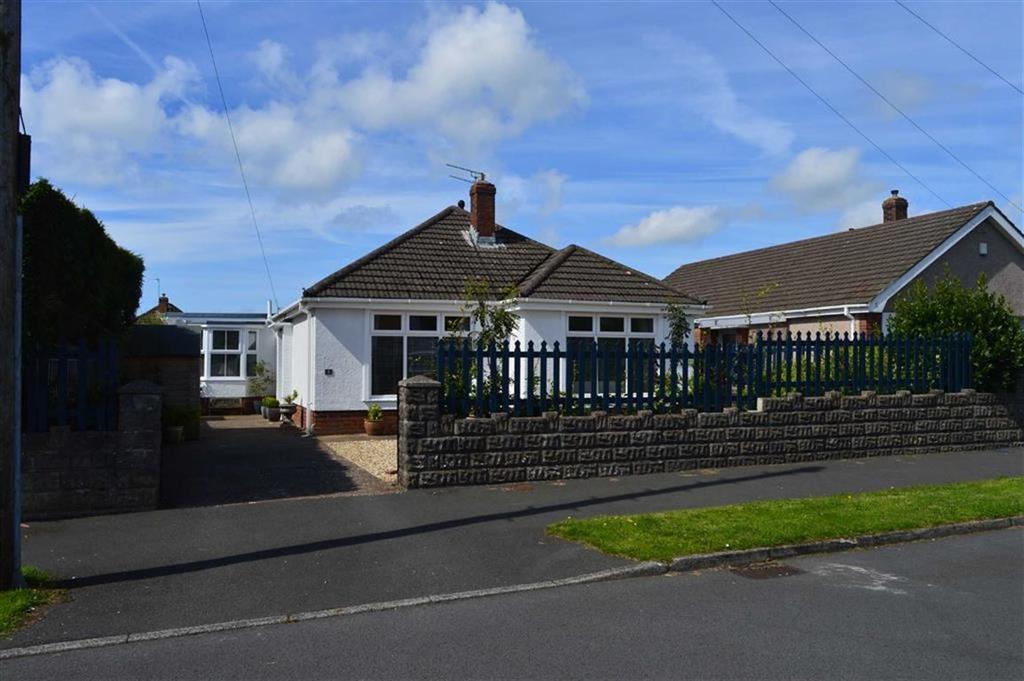 3 Bedrooms Detached Bungalow for sale in Moorland Avenue, Newton, Swansea