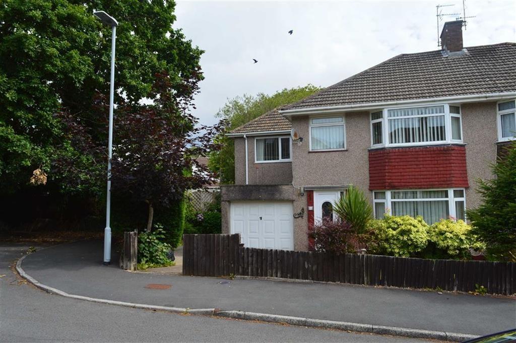 4 Bedrooms Semi Detached House for sale in Sunningdale Avenue, Swansea, Swansea