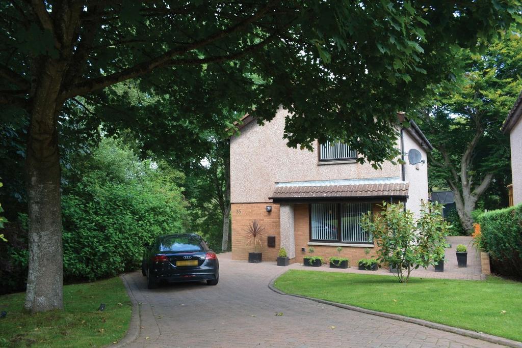 4 Bedrooms Detached House for sale in Ochilmount , Bannockburn, Stirling, FK7 8PF