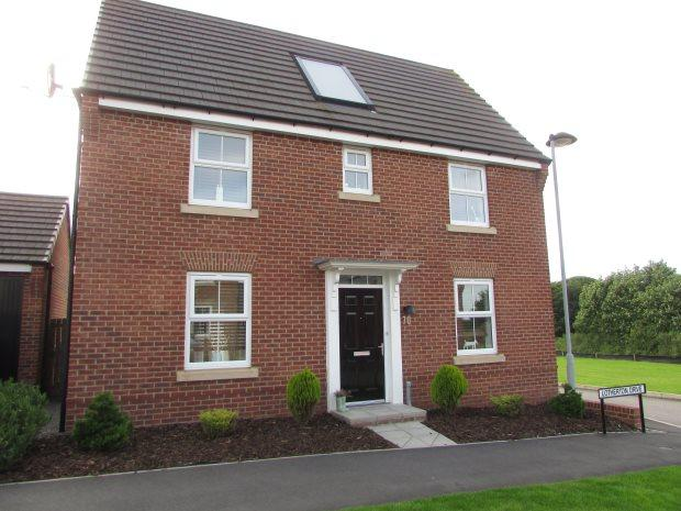 3 Bedrooms Detached House for sale in LOTHERTON DRIVE, SPENNYMOOR, SPENNYMOOR DISTRICT