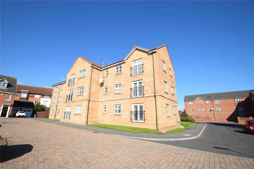 2 Bedrooms Flat for sale in Mappleton Drive, East Shore Village, Seaham, Co. Durham, SR7
