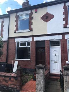 2 bedroom terraced house to rent - Grosvenor Avenue, Trent Vale, Stoke On Trent ST4