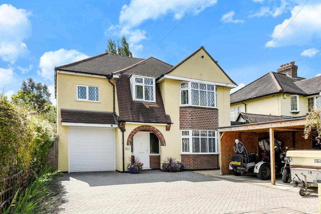 5 Bedrooms Detached House for sale in Wickham Road, Croydon