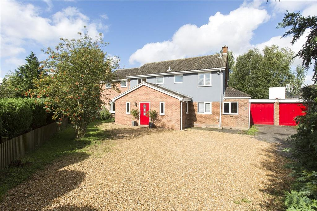 5 Bedrooms Detached House for sale in High Street, Yelling, St. Neots, Cambs, PE19