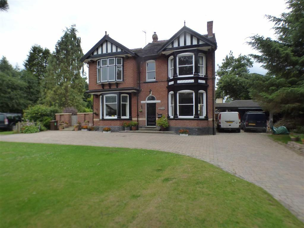 5 Bedrooms Detached House for sale in 74, Stallington Road, Blythe Bridge