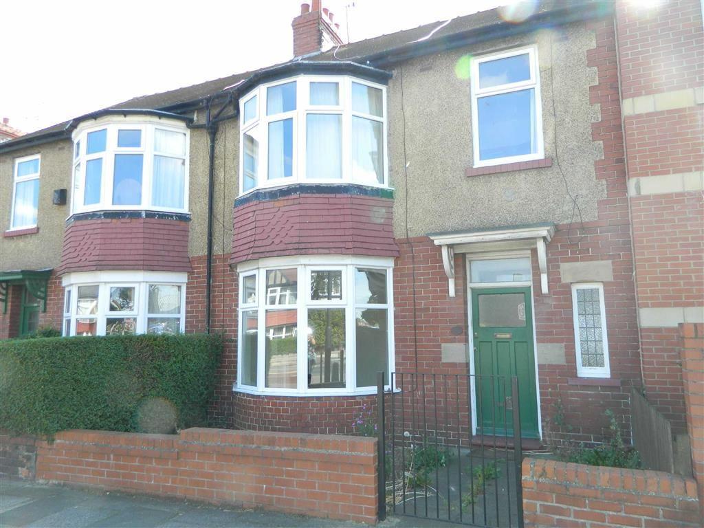 3 Bedrooms Terraced House for sale in Cauldwell Lane, Monkseaton, Whitley Bay, NE25
