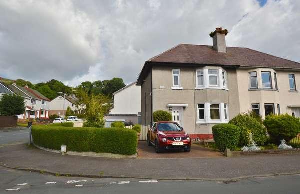 3 Bedrooms Semi-detached Villa House for sale in 36 Eastern Avenue, Largs, KA30 9EG