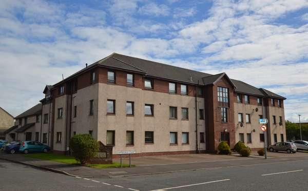 3 Bedrooms Flat for sale in 21 Springvale Court, Saltcoats, KA21 5LY