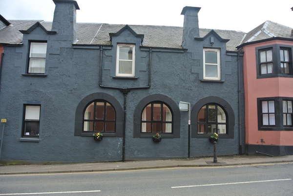 2 Bedrooms Flat for sale in 23C Kirk Street, Strathaven, ML10 6LB
