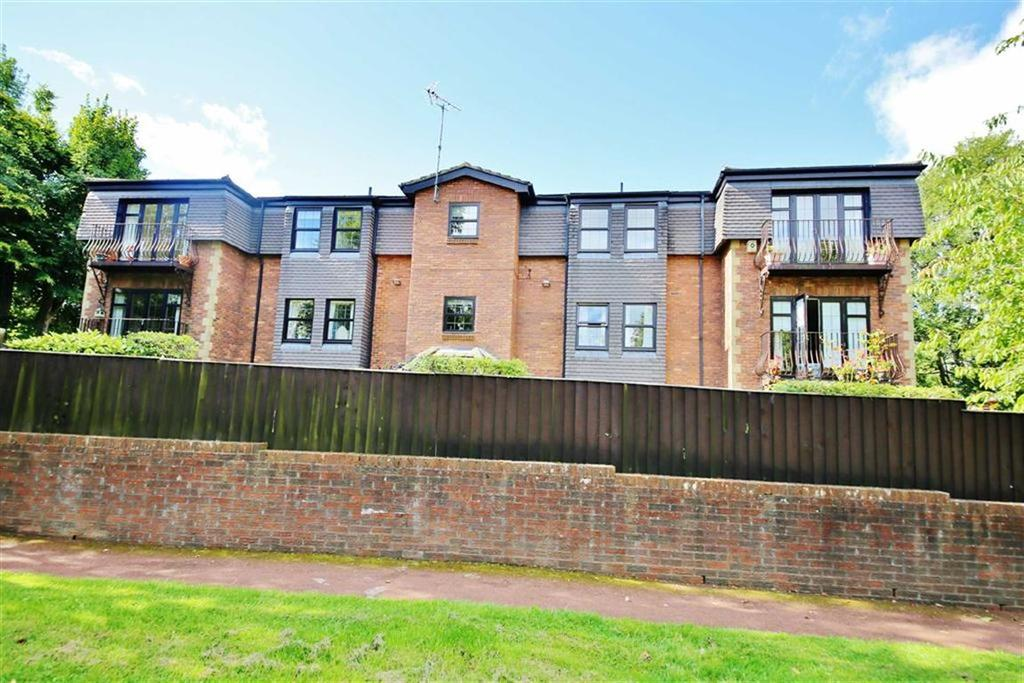 2 Bedrooms Apartment Flat for sale in Queen Alexandra Mews, Ashbrooke, Sunderland, SR2
