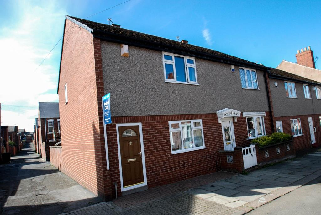 2 Bedrooms Terraced House for sale in Bewick Street, South Shields