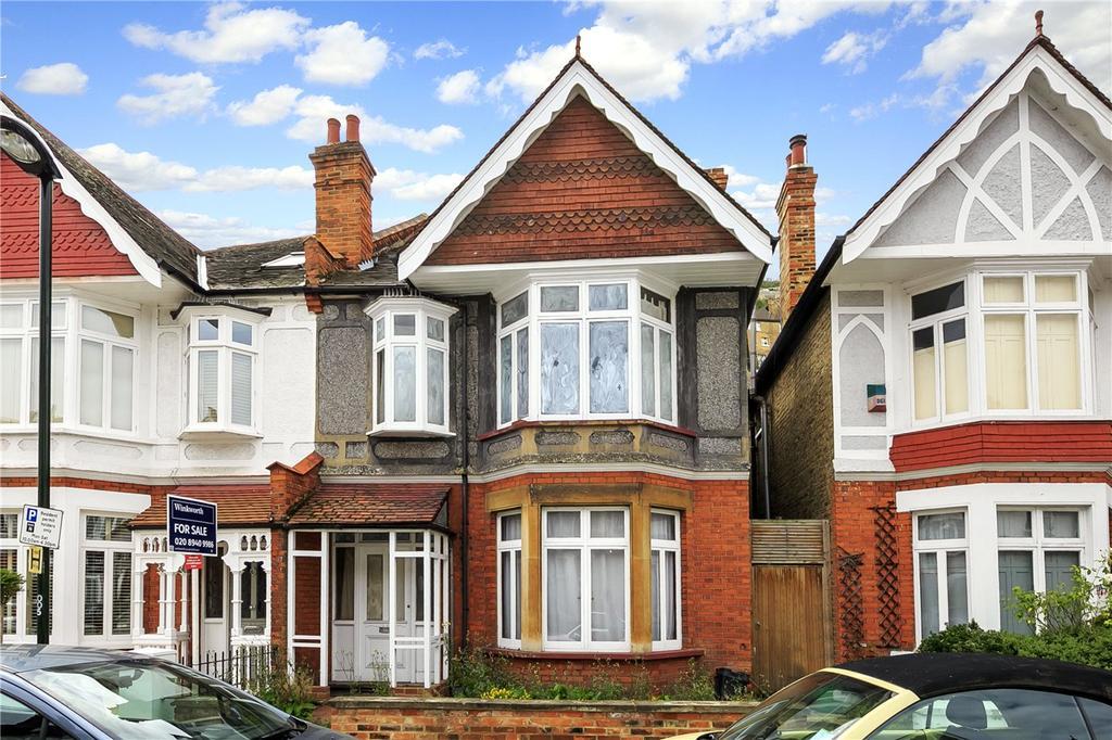 4 Bedrooms Semi Detached House for sale in Old Deer Park Gardens, Richmond, Surrey, TW9